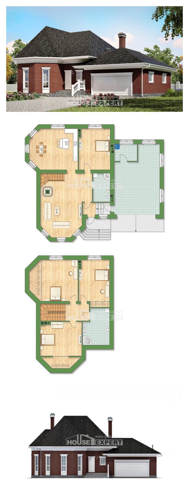 Проект дома 290-002-П | House Expert