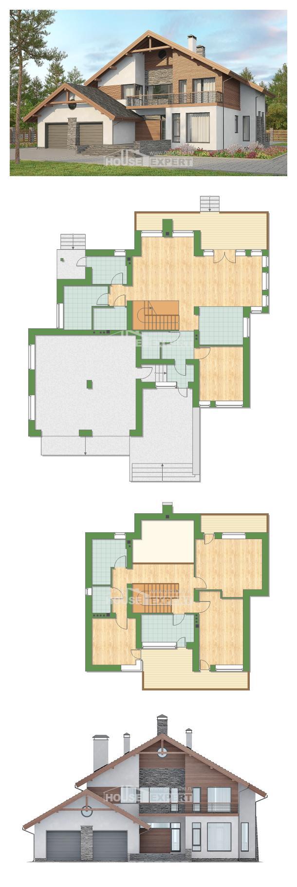 Проект дома 270-003-Л   House Expert