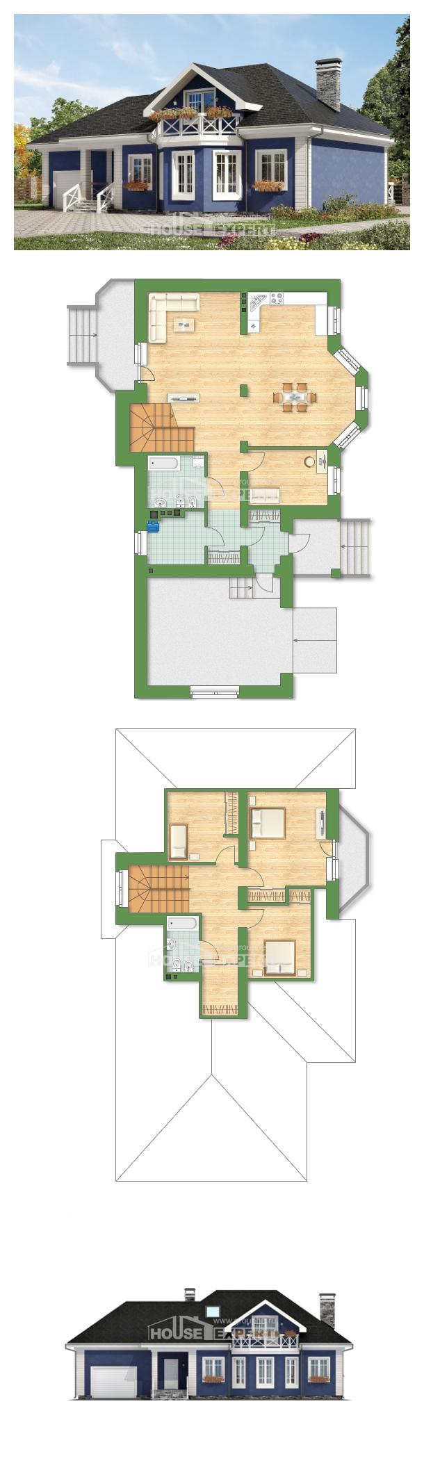 Проект дома 180-010-Л   House Expert