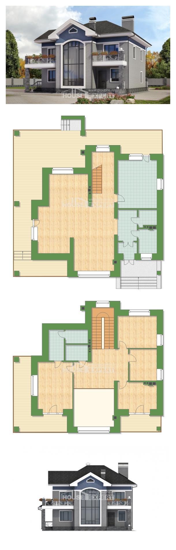 Проект дома 200-006-Л | House Expert